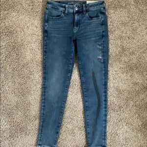 NWT American Eagle high rise jegging